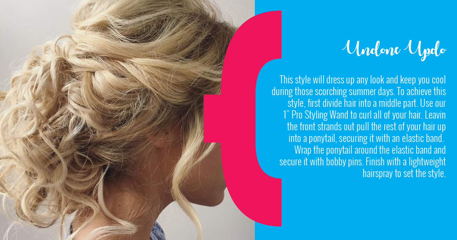 Cool Hairstyles For Hot Days Straight Ahead Beauty